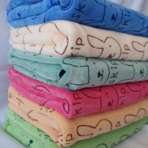 Зверюшки полотенце